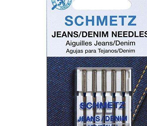 Extra Long Straight Knitting Needles Uk : Schmetz top stitch needles pack of the quilted bear