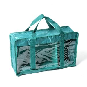 Sew Easy Portable Fat Quarter Bag Green