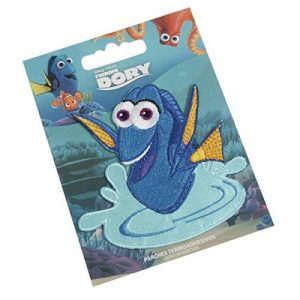 Disney's Finding Dory Embroidered Dory Motif