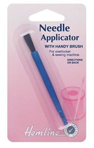 Hemline Needle Applicator And Brush