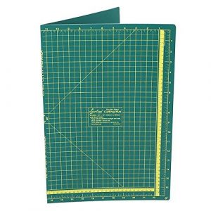 Sew Easy Foldable Self Heing Portable Cutting Mat 18″ x 24″