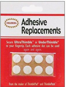 Adhesive Replacements For Ultra Thimble