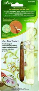 Clover Kantan Couture Bead Embroidery Tool