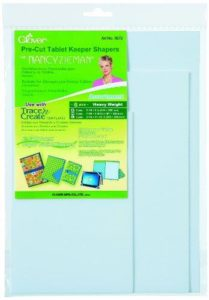 Clover Tablet Keepers Shapers: Assorted Set