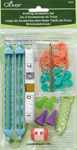 Clover Knit Mate: Knitting Accessory Set