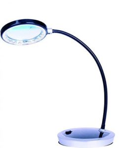 PURElite Deluxe Use Anywhere Magnifying Table Lamp