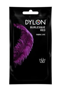 DYLON Hand Dye 50g, Burlesque Red