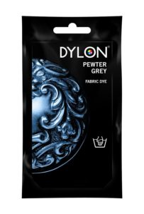 DYLON Hand Dye 50g, Pewter Grey