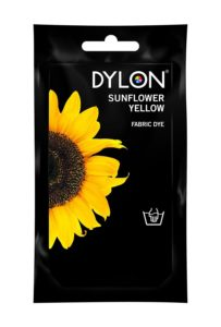 DYLON Hand Dye 50g, Sunflower Yellow