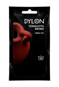 DYLON Hand Dye 50g, Terracotta Brown