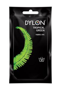 DYLON Hand Dye 50g, Tropical Green