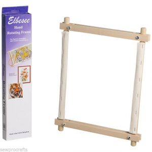 Elbesee Rotating Tapestry Frames Multiple Sizes Available!