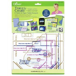Clover E-Tablet and Paper Keepers Templates