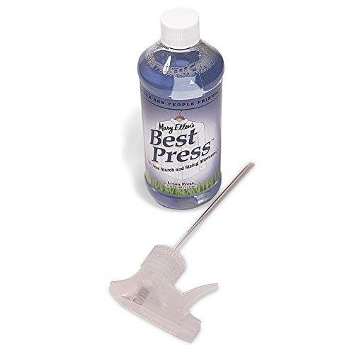 Mary Ellen's Best Press Ironing Spray 16oz Linen Fresh