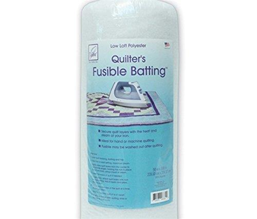 """June Tailor Fusible Quilt Batting (Polyester) - Queen Size 90"""" x 108"""""""