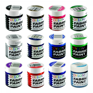 Paints & Pens For Fabric
