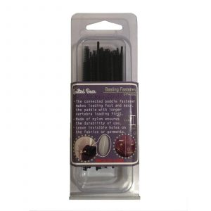 Quilted Bear Premium Microstitch Fastener Tack Refill Pack of 2400 - Black