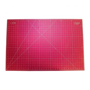 "Quilted Bear Pink Self-Healing Double Sided Quilting Cutting Mat 24"" x 36"" (60cm x 90cm)"