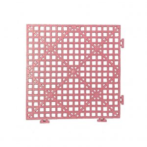 Quilted Bear MicroStitch Basting Grate - Interlocking Design - Magenta Red
