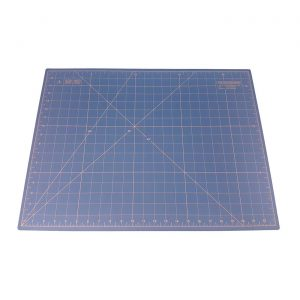 "Quilted Bear Self Healing Double Sided Quilting Cutting Mat Translucent 17"" x 23"" (45cm x 60cm)"