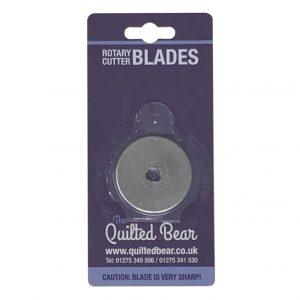 Quilted Bear DAFA 45mm Rotary Cutter Spare Replacement Blade